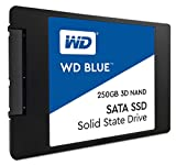 WD Blue 3D NAND 250 GB 2,5 Zoll interne Festplatte SATA...
