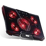 17 Zoll Laptop Kühler Notebook Cooler Ständer...
