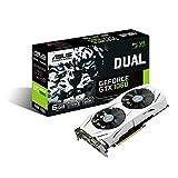 Asus Dual-GTX1060-6G Gaming Nvidia GeForce Grafikkarte...