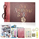 DEBON Unser Abenteuer Buch Film Pixar Up Handgefertigte...