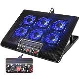 12-17 Zoll Gaming Laptop Kühler, Notebook Ständer mit...