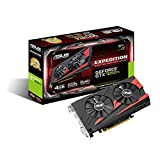 Asus EX-GTX1050TI-4G Gaming Nvidia GeForce Grafikkarte...