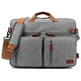CoolBell umwandelbar Rucksack Messenger Bag...