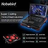 Laptop Kühler für 12-17,3 Zoll,Ultra Leise Notebook...