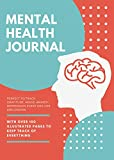 Mental Health Therapy Journal - Depression and anxiety...