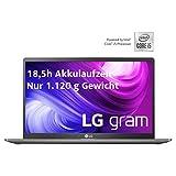 LG gram 15,6 Zoll Ultralight Notebook - 1,12 kg...