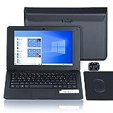 Laptop 10.1 Zoll Notebook , Windows 10 Quad Core...