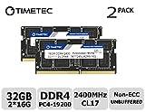 Timetec Hynix IC DDR4 2400MHz PC4-19200 Non ECC...