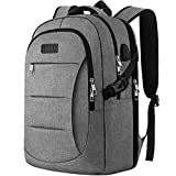 IIYBC Business Laptop Rucksack, 15,6 Zoll Herren Damen...