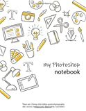 Notebook: Photoshop Elements, Squared, Soft Cover,...