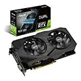 ASUS Dual Nvidia GeForce RTX 2060 6GB EVO Gaming...