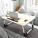 Wooden-Life Laptoptisch Laptop Betttisch Faltbar...