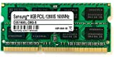 Samsung 3rd 8GB DDR3 1600MHz PC3L 12800S SO Dimm Low...