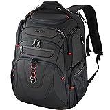 KROSER Laptop Rucksack 17,3 Zoll Reise Business Daypack...