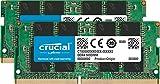 Crucial CT2K16G4SFD824A 32GB (16GB x2) Speicher Kit...