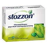 stozzon Chlorophyll-Dragees gegen Mund- und...
