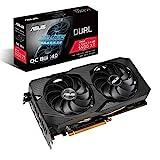 ASUS Dual AMD Radeon RX5500 XT 8GB EVO OC Edition...