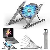 Laptop Ständer, Laptop Stand mit Abnehmbarem...