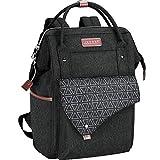 KROSER Rucksack Damen für Schule Laptop Rucksack 15,6...