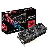 Asus ROG Strix-RX580-O8G-Gaming AMD Radeon Grafikkarte...