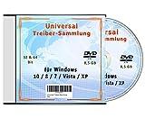 Universal Treiber-Sammlung für Windows 10 - 8 - 7-...