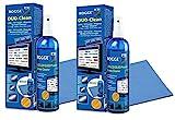 ROGGE Duo-Clean Original DoppelSet, 2X 250ml LCD - TFT...