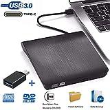 Externe DVD CD Laufwerke - iAmotus DVD Laufwerk USB 3.0...