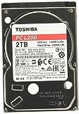 Toshiba HDWL120UZSVA 2 TB L200 6.35 cm (2,5 Zoll) 9,5...